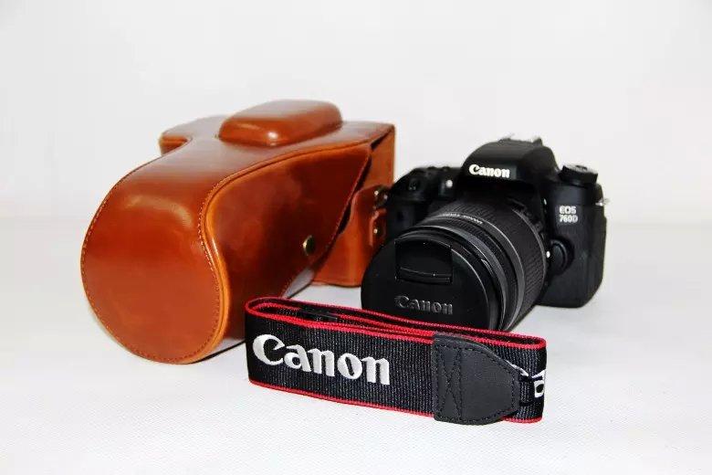 CANON EOS Kiss X8i ケース 8000D カメラケース カバー カメラーカバー バッグ カメラバッグ キャノン 一眼 760D 750D 三脚使用可能 ネジ穴装備 送料無料 メール便