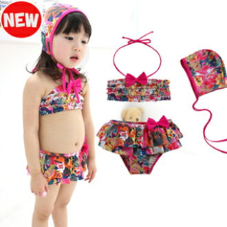 0bb9a0a1a8f71 windyshop: 90 / 100 / 110 / 120 / 130 cm with a cap swimsuit 3 point ...