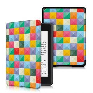 Amazon Kindle Paperwhite 2018 ケース キンドルペーパーホワイト カバー キンドル ペーパーホワイト Amazon Kindle Paper white 3点セット 保護フィルム タッチペン おまけ フィルム スタンドケース スタン