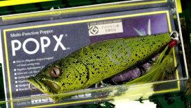 windyside 10th ANNIVERSARY POPX (SP-C) DRIP CAMO (ドリップカモ) グリーン
