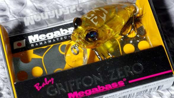 メガバス (Megabass)BABY GRIFFON ZERO (ベビーグリフォンゼロ)シケーダ2