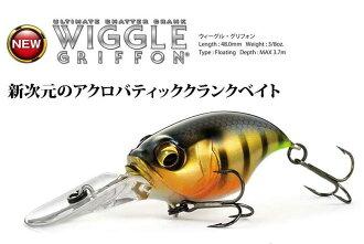 메가 버스(Megabass) WIGGLE GRIFFON (위그르그리폰)