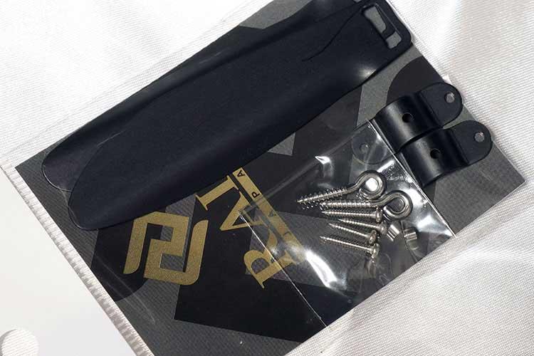レイドジャパン (RAID JAPAN)デカダッジ 純正パーツセット ブラック(DEKA-DODGE GENUINE PARTS BLACK)