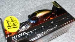 メガバス (Megabass)DD GRIFFON (DD グリフォン) 6cc和銀カワムツ