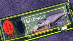 SHADING-X (SP-C マエストロ・カスタム・カラー) T ゴーストシャッド