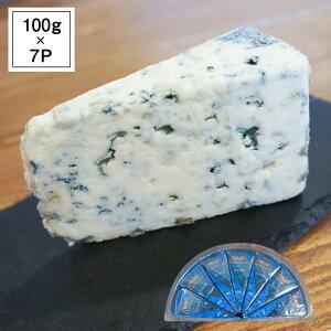 ブルーチーズ ダナブルー キャステロ 大容量 100g×7p デンマーク産