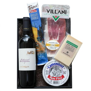 赤ワイン お中元 イタリア産 モンペールカマンベール ギフト チーズ ワインセット 詰め合わせ プレゼント おつまみ 食べ比べ 美味しい ワイン好き お酒 酒のつまみ 酒の肴 お取り寄せグルメ