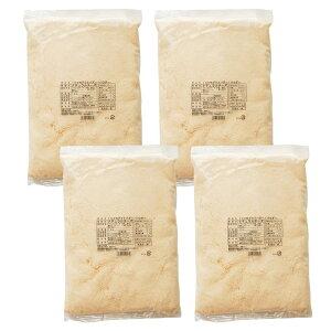 グラナパダーノ パウダー 粉チーズ 1kg 4袋 総重量4kg 業務用 お得 無添加 パスタ リゾット ピザ パルメザン ナチュラルチーズ 冷凍保存可能