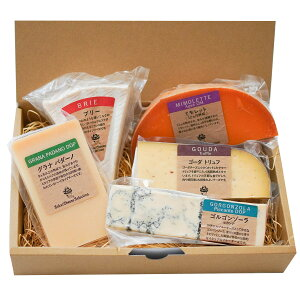 チーズ おつまみ 詰め合わせ ギフト セット 5種類 ゴーダトリュフ ゴルゴンゾーラ ブリー ミモレット グラナパダーノ 食べ比べ 誕生日 プレゼント ワインに合う ワイン ブルーチーズ おつま