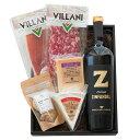 チーズ ワインセット ギフト Zジンファンデル 詰め合わせ プレゼント おつまみ 赤ワイン ワイン パルミジャーノ ブリ…