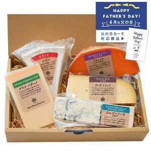 チーズ おつまみ 詰め合わせ ギフト セット 5種類 ゴーダトリュフ ゴルゴンゾーラ ブリー ミモレット グラナパダーノ 食べ比べ 父の日 誕生日 プレゼント ワインに合う ワイン ブルーチーズ