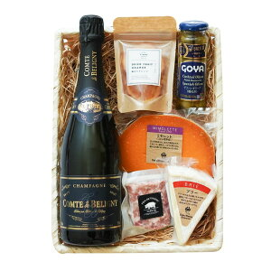 ギフト チーズとワインセット シャンパーニュ シャンパン スパークリングワイン ワインギフト 辛口 おつまみ ギフト プレゼント 内祝い 詰め合わせ ワイン好き 誕生日 お酒 チーズ おつまみ