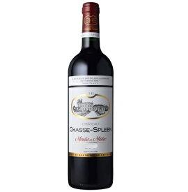 シャトー・シャススプリーン2013 フランスワイン 産地 ボルドー 赤ワイン クリュ・ブルジョワ 家飲み お誕生日 ギフト お祝い 直輸入ボルドー