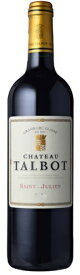 シャトー・タルボ 2016 フランスワイン 産地 ボルドー サンジュリアン 赤ワイン 家飲み お誕生日 ギフト お祝い 750ml直輸入ボルドー