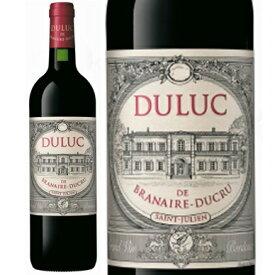 デュリュック・ド・ブラネール・デュクリュ2015 フランスワイン 産地 サンジュリアン ボルドー 直輸入ボルドー 赤ワイン 家飲み お誕生日 ギフト お祝い 750ml