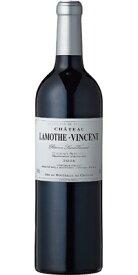 シャトー・ラモット・ヴァンサン・レゼルヴ フランスワイン 産地 ボルドー 赤ワイン 家飲み お誕生日 750ml神の雫登場ワイン