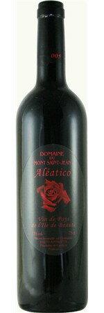 ドメーヌデュモンサンジャンアレアティコ【フランスワイン産地コルス赤ワインお誕生日ギフトお祝いに】