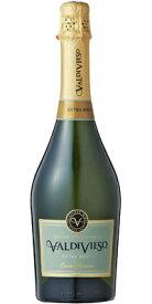 ビーニャ・バルディビエソエクストラ・ブリュット 750 チリワイン 産地 セントラルコースト 白スパークリングワイン 辛口 家飲み お誕生日 750ml
