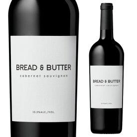 【P10倍】ブレッド&バター カベルネソーヴィ二ヨン 750ml [カリフォルニア][赤ワイン] 長SP期間:10/23〜25