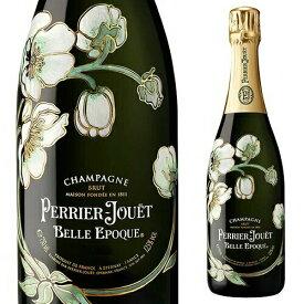 ペリエ ジュエ キュヴェ ベル エポック [2011] 箱なし 750ml [シャンパン][シャンパーニュ][花柄][プレゼント]