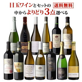 送料無料目玉ワインとセットの中からよりどり3点を選んで9,999円(税別)ワインセット 赤 白 泡 長S<P10対象外>