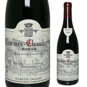 シャルム シャンベルタン2017 クロード デュガ 750ml フランス ブルゴーニュ 赤ワイン 特級 虎