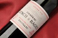 シャトー ランシュ バージュ 2011年 メドック第5級 フランス ポイヤック 赤 ミディアムタイプ(中重口)ボルドー ワイン 赤ワイン ルージュ レッドワイン WINE CHATEAU LYNCH BAGES 2011
