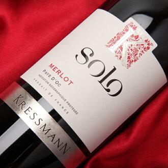레드 와인 쿠레스만메르로 VDPSOLO 750 ml바드페이후란스바드페이빨강 미디엄 보디(중중구) KRESSMANN MERLOT VDP SOLO /레드 와인 WINE 포도주 05 P23Sep15