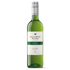 [白ワイン] [スペイン]レアル コンパニーア デ ビノス ベルデホ 750ml白 ワイン wine わいん WINE 葡萄酒