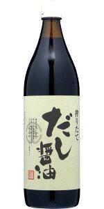 小豆島醤油の里 搾りたて だし醤油 900ml (調味料)