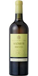 マカシヴィリ・ワイン・セラー ルカツィテリ/ヴァジアニ・カンパニー 750ml (オレンジワイン)