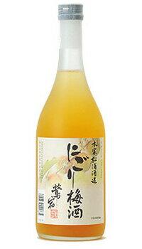 【ポイント5倍(11日AM2時まで)】松浦 にごり梅酒/本家松浦酒造 720ml (梅酒)