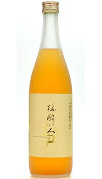 【ポイント5倍(21〜25日)】梅酔い人/宗政酒造 720ml (梅酒)