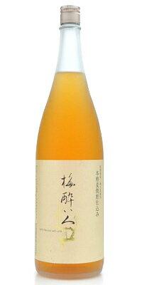 【ポイント5倍(21〜25日)】梅酔い人/宗政酒造 1800ml (梅酒)