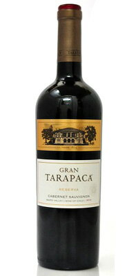 グラン タラパカ カベルネソーヴィニョン/タラパカ 750ml(赤ワイン)