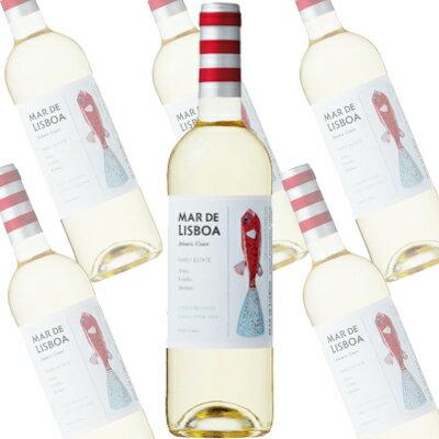 マール・デ・リスボア 白/チョカパーリャ 750ml×6本 (白ワイン)