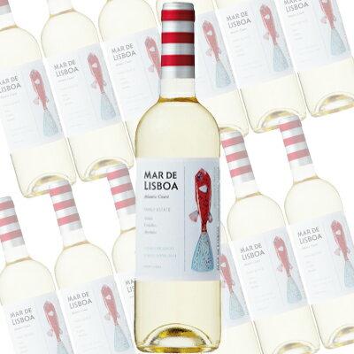 マール・デ・リスボア 白/チョカパーリャ 750ml×12本 (白ワイン)
