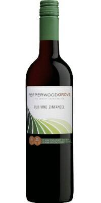 【ポイント2倍(19日朝10時まで)】オールド・ヴァイン ジンファンデル カリフォルニア/ペッパーウッド・グローヴ 750ml (赤ワイン)