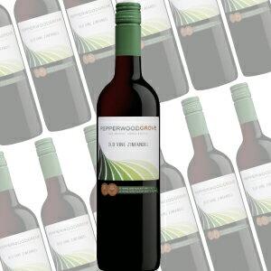 【ポイント2倍(19日朝10時まで)】オールド・ヴァイン ジンファンデル カリフォルニア/ペッパーウッド・グローヴ 750ml×12本 (赤ワイン)