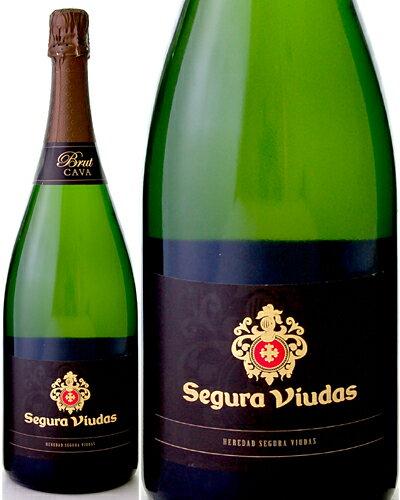【マグナムボトル】セグラ・ヴューダス ブリュット1500mlマグナム(泡・白)辛口(ワイン(=750ml)9本と同梱可)