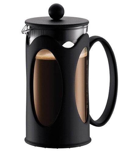 〇ボダム ケニア(bodum KENYA) コーヒーメーカー0.35L (フレンチプレス)(ワイン(=750ml)10本と同梱可)