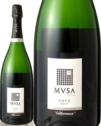 【マグナムボトル】ムッサ・カヴァ・ブリュットNVヴァルフォルモサ 1500ml(泡・白)(ワイン(=750ml)9本と同梱可)