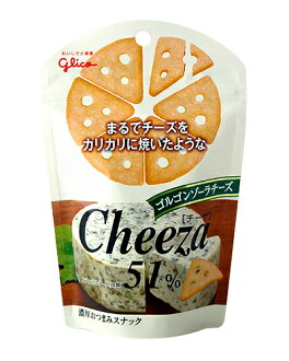 Cheeza(chiza)51%gorugonzorachizu 38g固力果