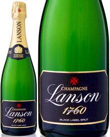並行 ランソン ブリュット ブラックラベルNV ( 泡 白 ) シャンパン シャンパーニュ