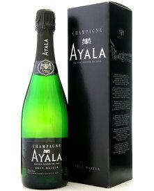 箱入り アヤラ ブリュット マジュール ( 泡 白 ) シャンパン シャンパーニュ (ワイン(=750ml)11本と同梱可)