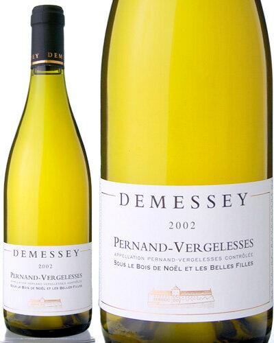 ペルナン・ヴェルジュレス・スー・ル・ボワ・ド・ノエルレ・ベル・フィーユ・ブラン[2002]ドゥメセ(白ワイン)[Y]