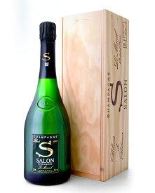 木箱入り 並行 サロン ブラン ドブラン [ 1997 ] ( 泡 白 ) シャンパン シャンパーニュ (ワイン(=750ml)8本まで同梱可能)[J][S]