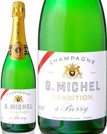 ブリュット ミレジム [1982] ギィ ミシェル ( 泡 白 ) シャンパン シャンパーニュ [J]