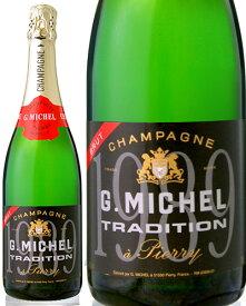 ブリュット トラディション [1989] ギィ ミシェル ( 泡 白 ) シャンパン シャンパーニュ