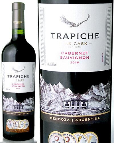 トラピチェ[2016]カベルネ・ソーヴィニヨンオークカスク(赤ワイン)